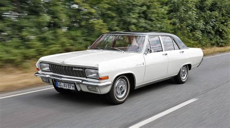 Opel Admiral by Opel Admiral V8 Autoreuve At