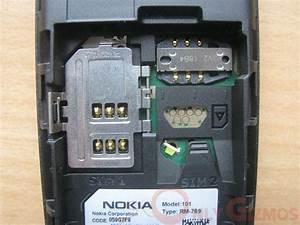 Nokia 101 Sim 2 Ways Jumper