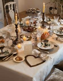decoration table de noel originale