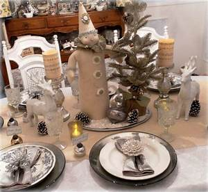 20 Fabulous Christmas Tablescapes Home Design Lover