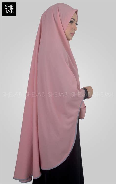 Jilbab Instan Baby Khimar jual beli terlaris jilbab syari instan khimar maima