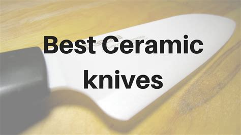 Best Ceramic Kitchen Knives by Best Ceramic Knives Reviews Stuffyourkitchen