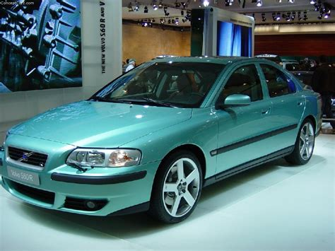 2003 Volvo S60 Images Photo Volvos60rdetroit03ac02