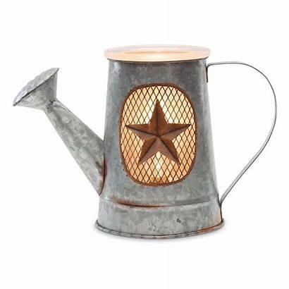 Scentsy Warmer Rustic Garden Wax Warmers Candle
