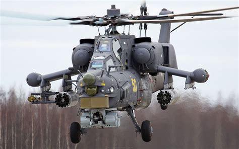 Exército Brasileiro Avalia Quatro Helicópteros De Ataque; Dois Deles, Russos  Forças Terrestres