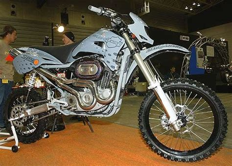 More Owner Modified Off Road Sportsters