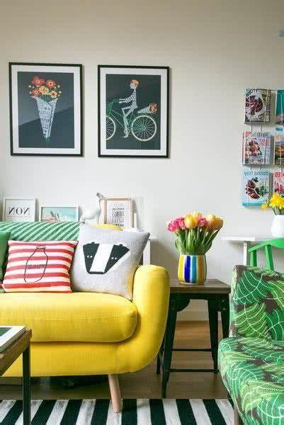 colores  salas  modernos  fotos de combinaciones