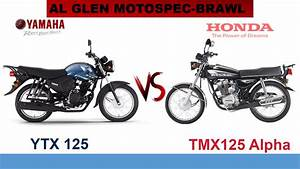 2018 Honda Tmx 125 Vs 2018 Yamaha Ytx 125  Philippines