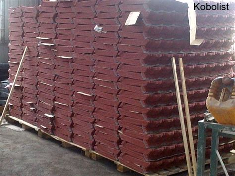 cost of coated roofing tile in nigeria properties