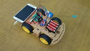 How To Build Dtmf Mobile Controlled Robotic Vehicle