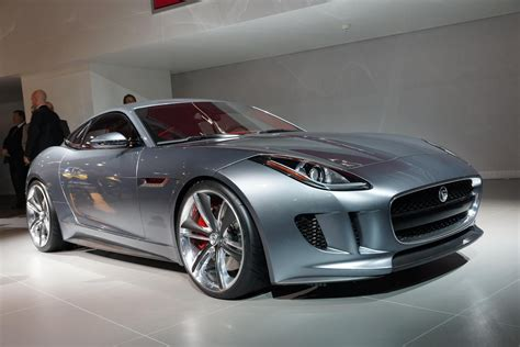 Jaguar's New Sports Car Is The F