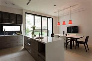 ideas for kitchen diners modern kitchen diner interior design ideas