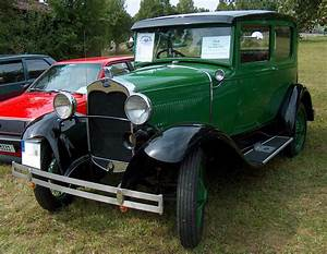 1930 Ford Model A - Information And Photos