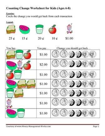 money worksheets esl money worksheets