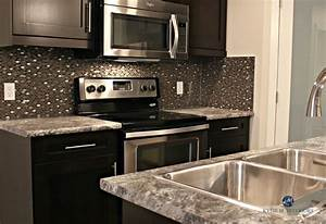 the new era of laminate countertops and why they rock With best brand of paint for kitchen cabinets with countertop stickers