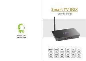 Amediatech Technology X92 Smart Tv Box User Manual X92 0901