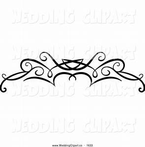 Wedding Clip Art Black And White Border - Cliparts.co