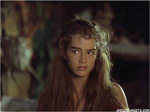 The gallery for --> Brooke Shields Blue Lagoon Hair