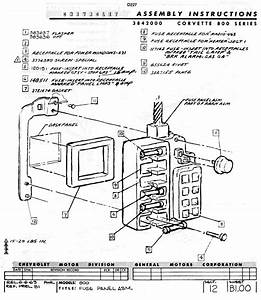 1969 Chevelle Fuse Box Diagram  Wiring  Wiring Diagram Images