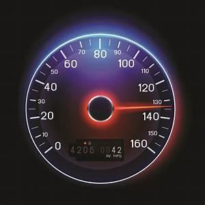 Speedometer vector set 04 - Vector Car free download