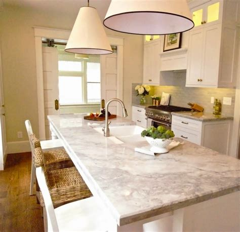 White Kitchen Cabinets With Granite Countertops Photos by 25 White Granite Countertop Ideas The Alternative