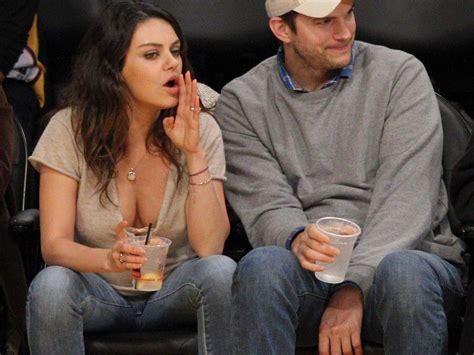 Mila Kunis Shamed For Breastfeeding In Public Wall