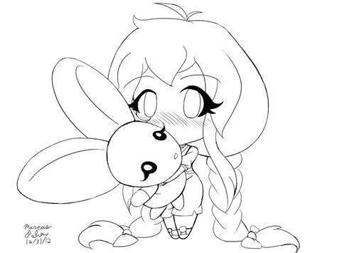 Chibi Anime Drawing At Getdrawings.com