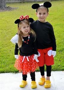 Mickey Mouse Kostüm Selber Machen : the fab five holiday kost m mickey mouse kost m fasching ~ Frokenaadalensverden.com Haus und Dekorationen