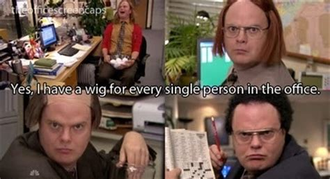 fast the office dwight christmas quotes - The Office Dwight Christmas