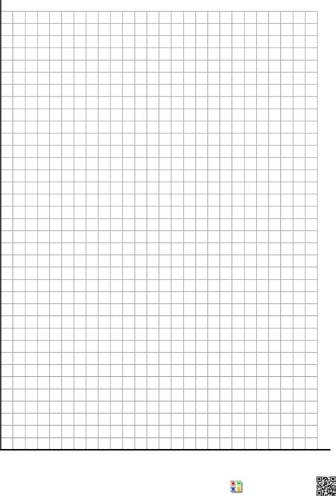 single quadrant   page graphing paper