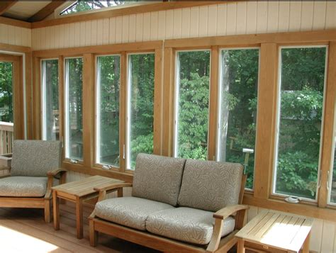 insulating a sunroom paint best sun porch windows treatment for outdoor decor