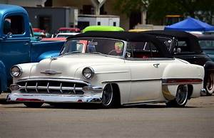 53  54 Chevy Bel Air Convertible