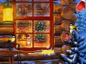 Twas The Night Before Halloween by Holiday Screensaver Christmas Fantasy Fullscreensavers Com