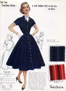 1950s Fashion Dresses for Women