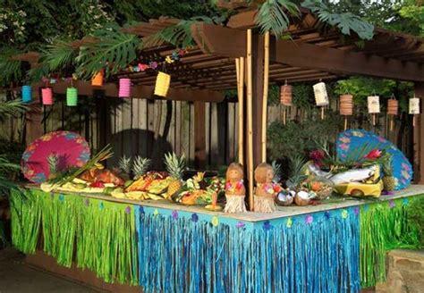 hawaiian decorations ideas dream house experience