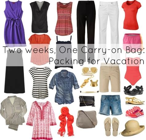 Ask Allie Fit Two Weeks Of Clothes In Carry On Luggage
