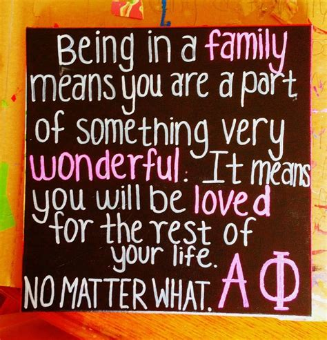 Alpha Phi Big Little Quotes