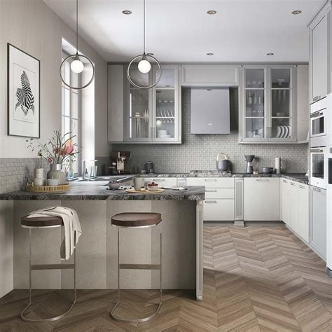 kitchen trends eco kitchens principles  ideas