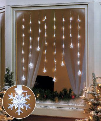 How To Hang Up Led Lights In Your Room by Led Window Icicle Lights Snowflakes Or Light Up Your