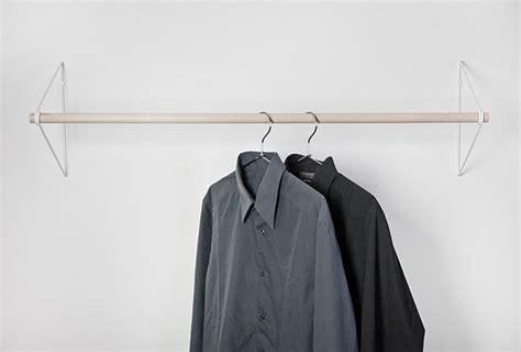 kledingrek schuine wand kledingrek voor aan de wand inspiraties showhome nl