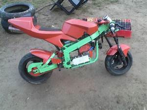 X1  X2 Pocketbike Make Over