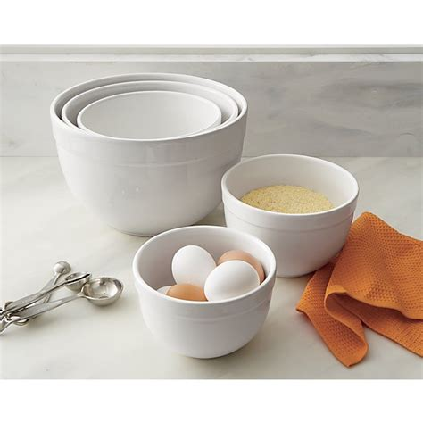 nesting mixing bowl kitchen piece sets bowls crate mix barrel collection