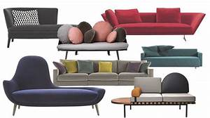 Canape Design Et Confortable : salon design meubles et bonnes id es deco c t maison ~ Teatrodelosmanantiales.com Idées de Décoration