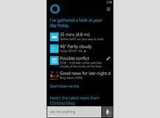 The story of Cortana, Microsoft's Siri killer The Verge