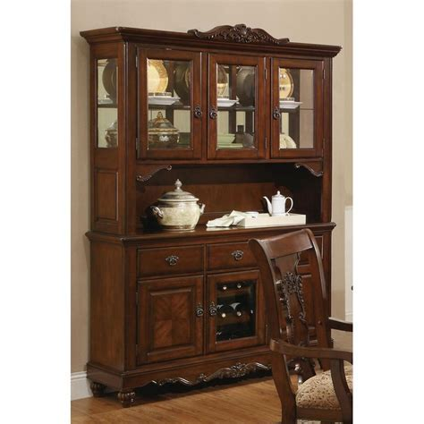 Coaster Furniture 103514 Addison Traditional China Cabinet