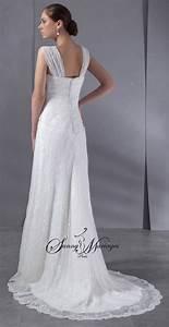 robe de mariee empire boheme chic en tulle plisse robe de With robe de mariée de créateur