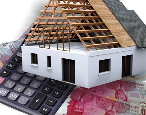 menghitung biaya bangun rumah sendiri bangunrumahcom