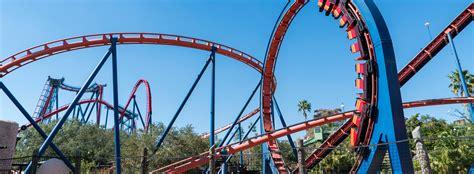Scorpion  Vertical Loop & Inversion Coaster Busch