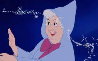 Fairy Godmother Disney Characters