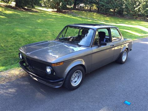 Modified 1968 Bmw 2002 Bring A Trailer